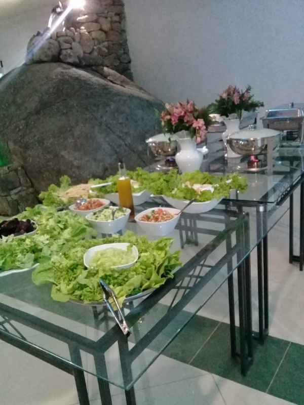 Buffet Almoço Corporativo Valor Mairiporã - Buffet para Eventos Corporativos