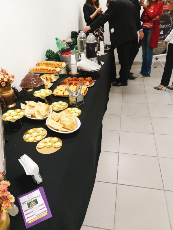 Buffet Brunch Corporativo Bom Retiro - Buffet de Evento Corporativo