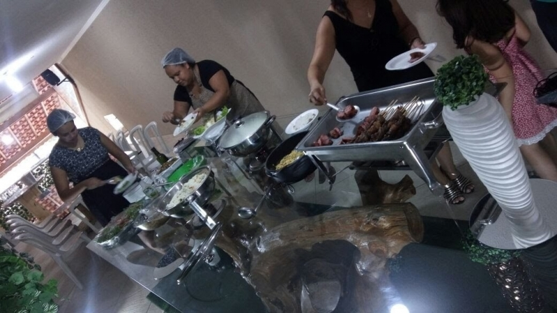 Onde Encontrar Buffet Almoço Corporativo Mauá - Buffet Corporativo