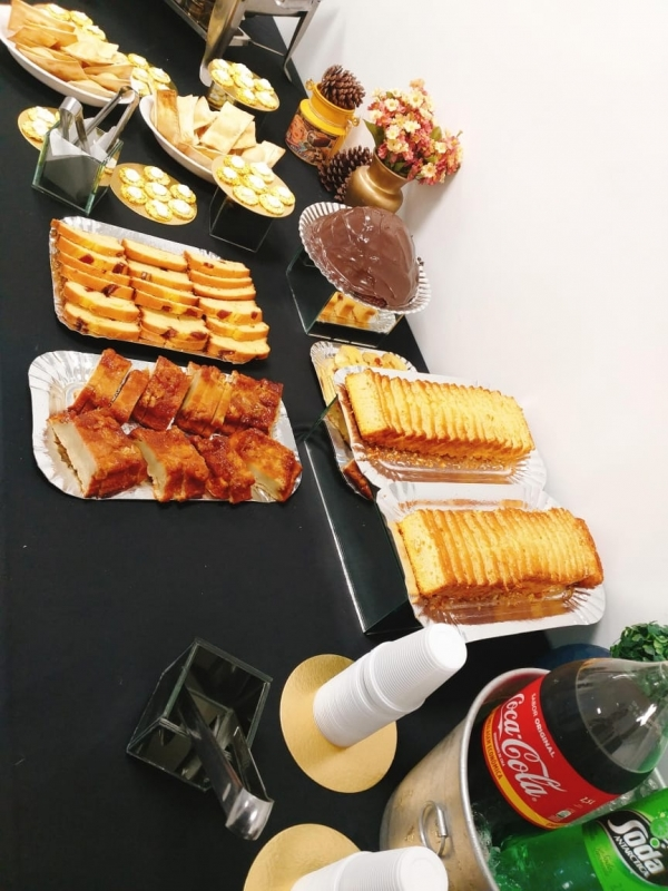 Onde Encontrar Buffet Corporativo Alphaville - Buffet para Evento Corporativo