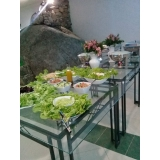 buffet almoço corporativo valor Jandira