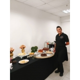 coffee break com frutas Bela Vista