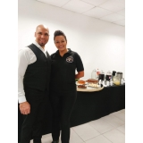 empresa de coffee break com frutas Zona Oeste